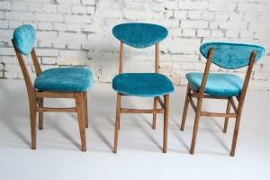 Drei Stühle, eine Meinung?